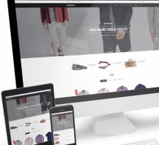 E-commerce Website Package
